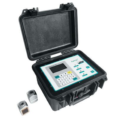 Clamp On Transit-time Ultrasonic Flow meter - Portable Type Liquid Measure