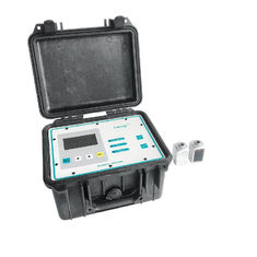 China Portable Doppler Ultrasonic Flow meter - Portable Type Liquid Measure factory