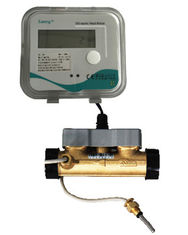 China High Accuracy Residential Ultrasonic Heat Meter Heat Flow Meter factory