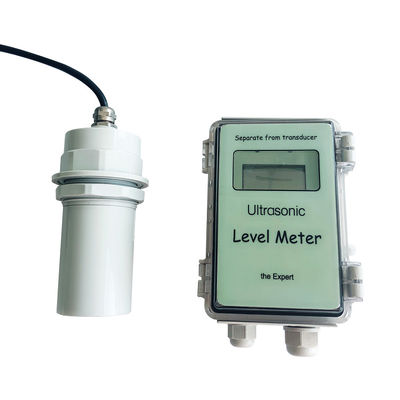 China Ultrasonic Fuel Level Meter Diesel Fuel Tank Level Sensor RS485 RS232 factory