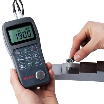 China Ultrasonic Thickness Gauge Available For Steel Measurement factory