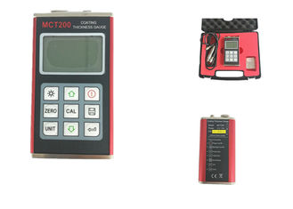 China High Precision Ultrasonic Thickness Gauge ultrasonic pipe thickness gauge TG-MT200 factory
