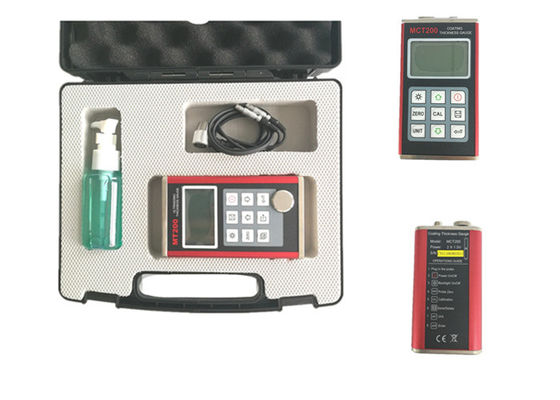 Multifunctional Ultrasonic Thickness Measurement Gauge High Durability
