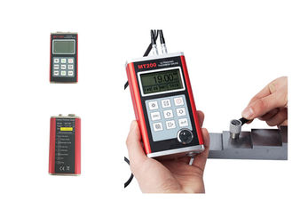 China Digital Ultrasonic Thickness Gauge Meter Two Point Calibration Function factory
