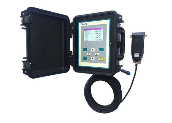 Partially Filled Pipe Open Channel Flow Measurement Devices With RS485 Output