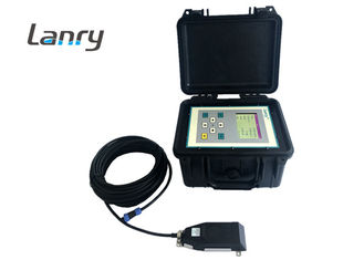 Epoxy Sealed Body Design Partially Filled Pipe Flow Meter With 16GB SD Card Data Logger