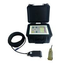 Rechargeable Battery Open Channel Flow Measurement Devices IP68 Protection