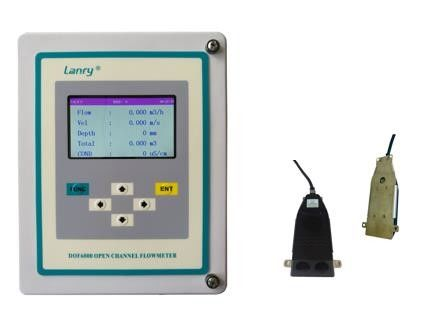 China Doppler Flow Meter With Barometric Function factory