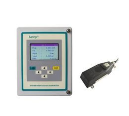 16GB Data Logger Doppler Ultrasonic Open Channel Flow Meter