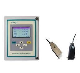 China 16GB Data Storage Open Channel Flow Meter factory