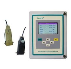 China IP68 Ultrasonic Open Channel Flow Meter factory