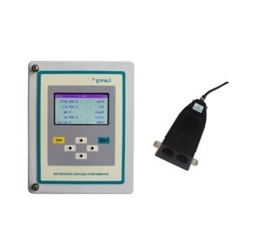 China Portable High Accuracy  Doppler  Flow Meter factory