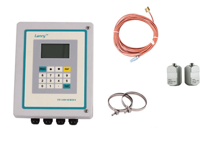 ultrasonic flow meter of Chemical industry application