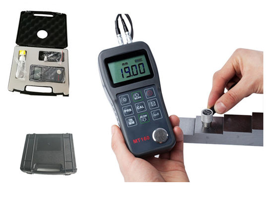 China High Durability Ultrasonic Thickness Measurement Equipment With Data Store distributor